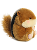 Romper Chipmunk Rolly Pets Stuffed Animal by Aurora World (Rotated Right)