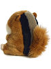Romper Chipmunk Rolly Pets Stuffed Animal by Aurora World (Back View)