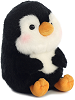 Peewee Penguin Rolly Pets Stuffed Animal by Aurora World (Rotated View)