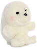 Serendipity Seal Rolly Pets Stuffed Animal by Aurora World (Rotated View)
