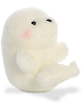 Serendipity Seal Rolly Pets Stuffed Animal by Aurora World (Rolled Back View)