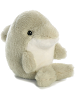 Dancer Dolphin Rolly Pets Stuffed Animal by Aurora World (Rotated View)