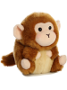 Mischief Monkey Rolly Pets Stuffed Animal by Aurora World (Rotated)