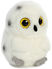 Hoot Owl Rolly Pets Stuffed Animal by Aurora World (Rotated)