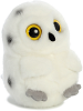 Hoot Owl Rolly Pets Stuffed Animal by Aurora World (Rolled)
