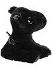 Rogue Black Dragon Sparkle Tales Stuffed Animal (Side)