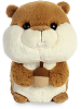 Squirrel Bubbles Stuffed Animal by Aurora World