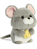 Mouse Bubbles Stuffed Animal by Aurora World (Rotated)