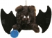 Radar Bat Cushy Critters Stuffed Animal (Head Down)
