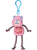 Cheery Clips Cat Backpack Clip Stuffed Animal by Mary Meyer