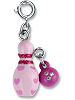 CHARM IT! Bowling Girl Charm by High IntenCity