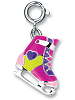 CHARM IT! Ice Skate Charm by High IntenCity