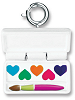 CHARM IT! Paints Art Set Charm (Open)
