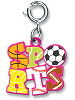 CHARM IT! Sports Charm by High IntenCity