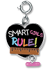 CHARM IT! Smart Girls Rule! Charm by High IntenCity