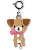 CHARM IT! Puppy Swivel Charm (Swiveled)