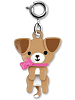CHARM IT! Puppy Swivel Charm by High IntenCity