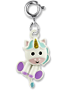 CHARM IT! Unicorn Swivel Charm (Swiveled)