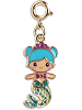 CHARM IT! Mermaid Swivel (Gold-Tone) Charm by High IntenCity