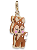 CHARM IT! Fawn (Gold-Tone) Charm by High IntenCity (Rotated)