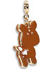 CHARM IT! Fawn (Gold-Tone) Charm by High IntenCity (Back)
