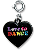 CHARM IT! World of Dance Charm (Back)