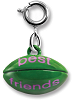 CHARM IT! Best Friends Peapod Charm (Back)