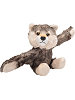 Wolf Huggers Stuffed Animal by Wild Republic (Arms Open)