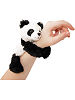 Panda Huggers Stuffed Animal by Wild Republic (on Wrist)