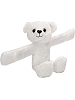 Polar Bear CK Huggers Stuffed Animal by Wild Republic (Arms Open)