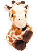 Giraffe Huggers Stuffed Animal by Wild Republic (Arms Closed)