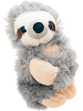 Sloth Huggers Stuffed Animal by Wild Republic (Arms Closed)