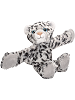 Snow Leopard CK Huggers Stuffed Animal by Wild Republic (Arms Open)