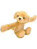 Yellow Labrador Huggers Stuffed Animal by Wild Republic (Arms Open)