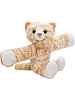 Tabby Cat Huggers Stuffed Animal by Wild Republic (Arms Open)
