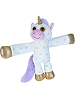 Polka Dot Unicorn CK Huggers Stuffed Animal by Wild Republic