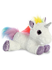 Rainbow Unicorn FlopSparkle Tales sies Stuffed Animal by Aurora World