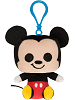Mickey Mouse Funko Disney Pixar Mystery Minis Blind Bag Plush Keychain