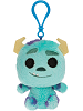 Sulley Funko Disney Pixar Mystery Minis Blind Bag Plush Keychain