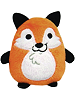 Swift Fox Common Woodland Mystery Cutie Beans Plush