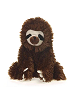 Sloth Lil Buddies (Medium) Plush Animal by Fiesta