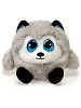 Hunter Husky / Wolf Lubby Cubbies Stuffed Animal by Fiesta