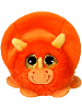 Tyke Triceratops Lubby Cubbies Stuffed Animal by Fiesta
