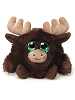 Mike Moose Lubby Cubbies Stuffed Animal by Fiesta