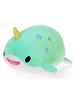 Lyssa Narwhal Lil' Huggy Stuffed Animal by Fiesta