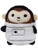 Space Monkey Common Galactic Mystery Cutie Beans Plush