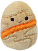 Saturn Uncommon Galactic Mystery Cutie Beans Plush