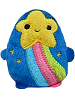 Shooting Star Rare Galactic Mystery Cutie Beans Plush