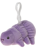 Water Bear Snugglies Plush Backpack Clip by Fiesta