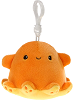 Dumbo Octopus Snugglies Plush Backpack Clip by Fiesta
